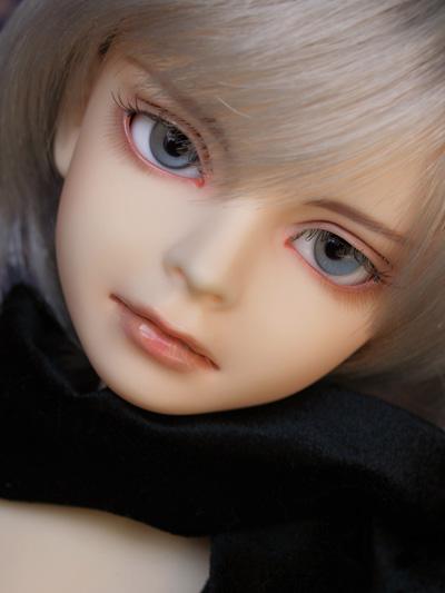 Muñecas góticas o darks